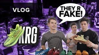 Poznají reselleři FAKE Yeezy?