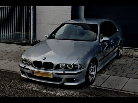 Bmw E39 540i M Sport 2