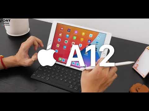 Trên tay iPad 10.2 Gen 8 dùng Apple A12 - KHÔNG MẠNH như mình nghĩ!