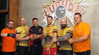V kolejka Ostro³êckiej Ligi Bowlingowej w £ubudu