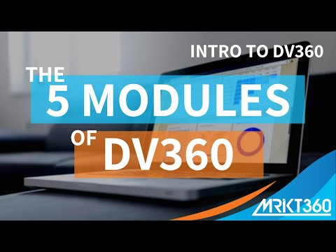 DV360: Learn 5 Main Modules to Manage Your Digital Marketing Mix