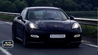 Porsche Panamera GTS - review AutoStrada