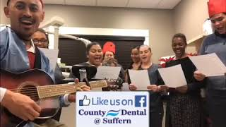 Level up your Karaoke, Season's Greetings from County Dental
