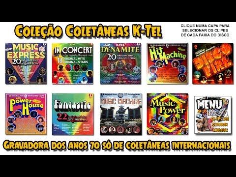 LPs Que Deixaram Saudades: K-Tel (Video Interativo)
