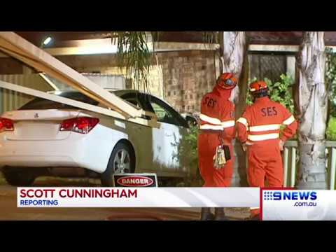 Thornlie Crash | 9 News Perth