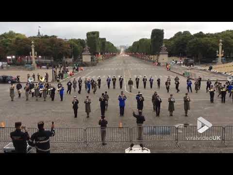 Viral Video UK: Brass band does Daft Punk
