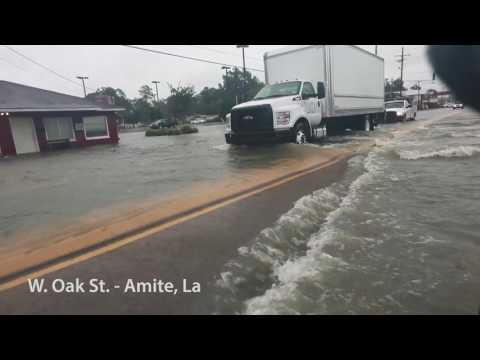 Louisiana Flooding: Tangipahoa Parish deals with heavy rains
