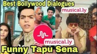 Tapu Sena new funny video,, tmkoc boys tik tok videos, tapu video 😀😀