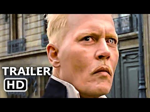 FANTASTIC BEASTS 2 Trailer # 2 (NEW 2018) The Crimes of Grindelwald, Harry Potter Movie HD Mp3