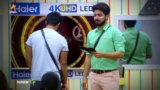 Bigg Boss | 10th August 2018 - Promo 1