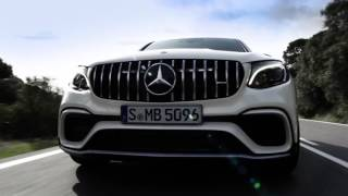 Mercedes-Benz   Nouveau Mercedes-AMG GLC 63 4MATIC+ et Nouveau Mercedes-AMG GLC 63S 4MATIC+ Coupé