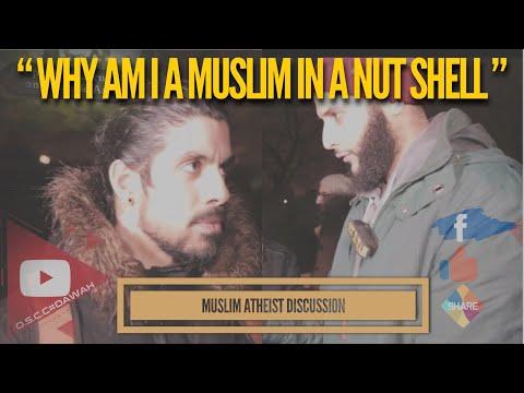 INTENSE  MUSLIM v ATHEIST DISCUSSION #BrMohammedHijab | SPEAKERS CORNER |