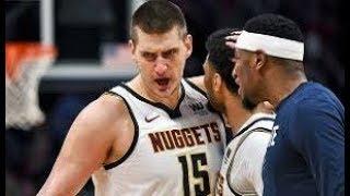 Denver Nuggets vs Portland Trailblazers_Game 5_(NBA 2019 PLAYOFFS)