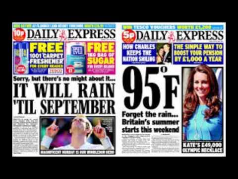 uk newspapers headlines