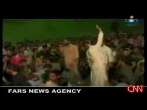Iran: Mosque blast in Shiraz