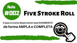 Baixar Five Stroke Roll- Do Zero à Evolução