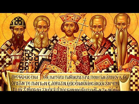 The trinity (2)  constantine, nicene council did not end controversy (arius, athananius, eusebius) mp3