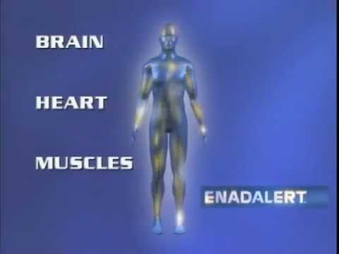 Fred Dryer Discusses Enada NADH Coenzyme1 Co-E1 Beneficial Effects On Your Body