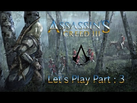 Assassin's Creed 3 (PS3) Part 3: Sequence 2 p1.