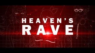 AXiS - HEAVEN'S RAVE Cover (MDXLS Remix)【Taka Radjiman, Nara Haramaung, ZEA Cornelia】