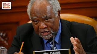 Rep. Danny Davis: Van Dyke Got A 'Slap On The Wrist, Cops Accused Of Cover Up Got Off 'Scot-Free'