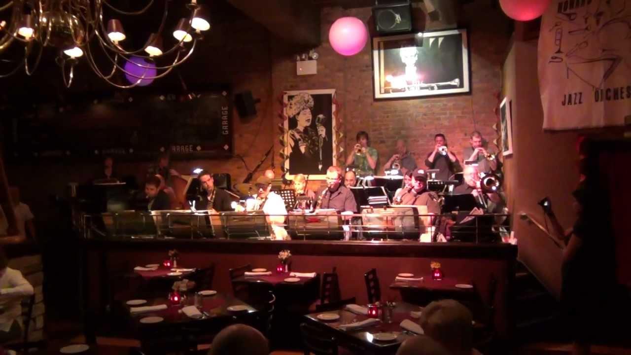 Garage Restaurant Greenwich Village New York