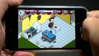 Zombie Cafe App Review - iPhone and iPodtouch