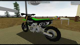 Roblox: Ryan goes for a ride in a tree???? in MX motorcross roblex!