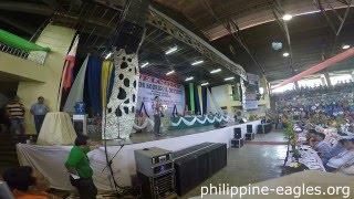 "Mayor Rodrigo R. Duterte - ""Summit on Federalism and Current Issues"" Valencia City, Bukidnon"