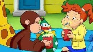 Curious George Épisodes Complets d'Éducation Cartoon Jeu [HD] -Curious George main