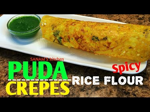 puda---spicy-rice-flour-crepes---quick-and-easy-recipe