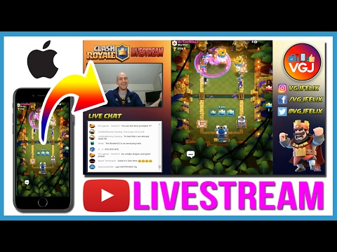 How to Livestream Your iPhone or iPad to Youtube: Advanced Tips to Make Your Stream Look Amazing!