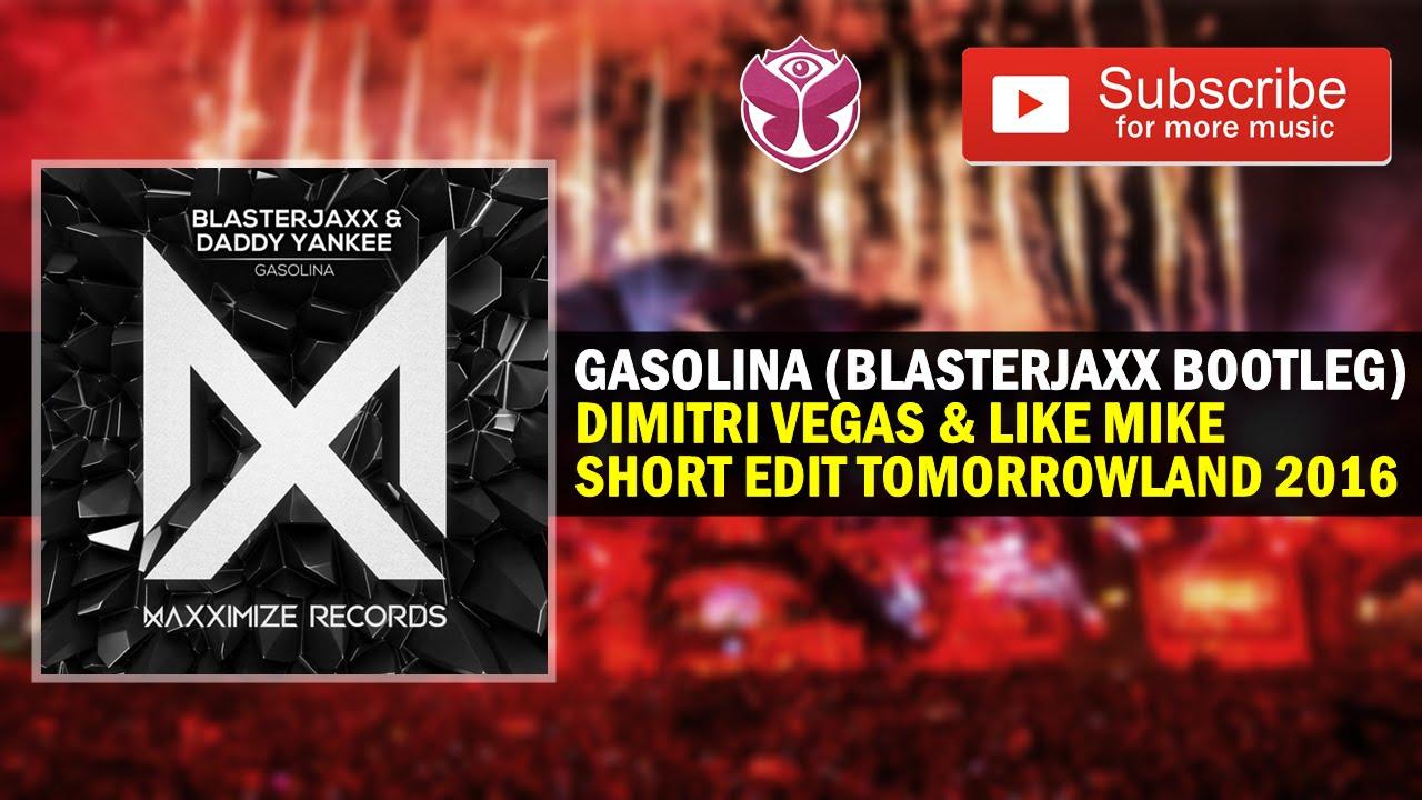 Gasolina Blasterjaxx Bootleg (Short Edit) Dimitri Vegas ...   1280 x 720 jpeg 146kB
