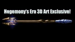 Hegemony's Era 3D Art Debuted!