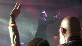 Thievery Corporation with Mr Lif 1/7/14 Jam Cruise