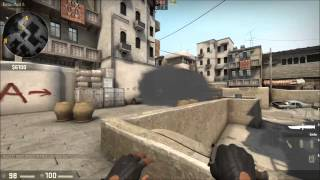 CS:GO Dust2 Granaten Tutorial DEUTSCH/GERMAN