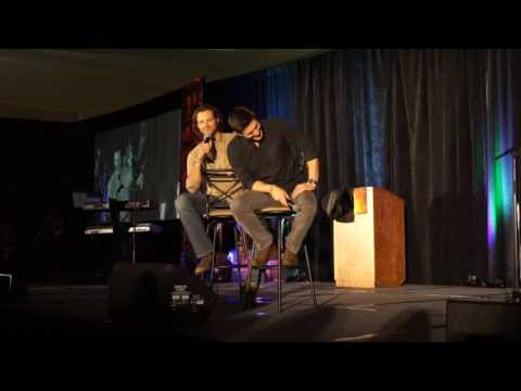 Jared Padalecki and Jensen Ackles' Afternoon Panel SPN Houston 2017