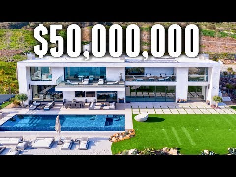 Inside a $50 Million Malibu MEGA Mansion on BILLIONAIRES BEA