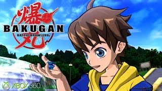 Bakugan Battle Brawlers - Xbox 360 / Ps3 Gameplay (2009)