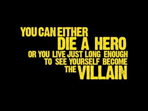 Goldentusk's Batman: The Dark Knight Theme Song Lyrics