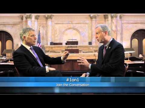 Asm. John S. Wisniewski, Senator Joseph M. Kyrillos, Legislative Leaders
