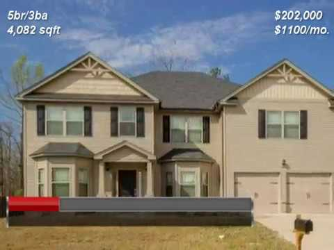 Lease Purchase RentTo Own Metro Atlanta Homes For Sale ] atllease2own.com
