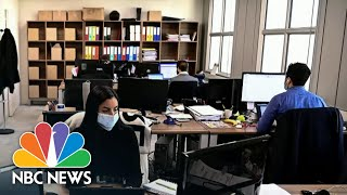 Returning To The Workplace: What We Know About Changes, Vaccinations | NBC Nightly News