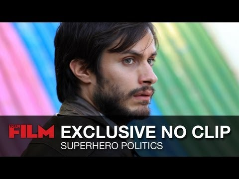 World Exclusive No clip - can Superman save Chile?