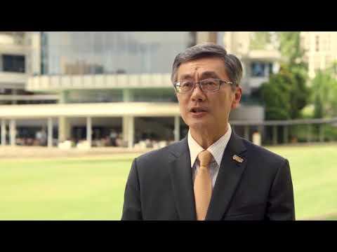 THE World Academic Summit 2018: National University of Singapore (NUS)