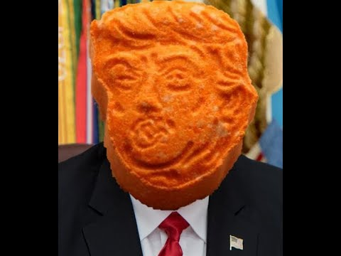 v1 - ACiD ANGELS - Speed Speed Ecstasy XTC (Trump-shaped ecstasy tablets seized in Germany)