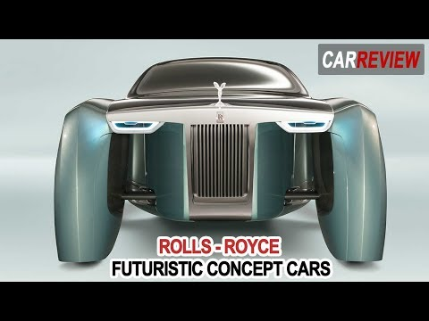 Rolls-Royce Futuristic Cars - The King Returns | Car Review 274