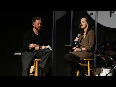 CCCB Chapel 11/14/17 Bradley & Kate Williams Speaking