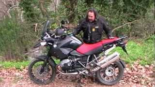 BMW R1200GS 2011-12. KOKKINA FEGARIA TEST