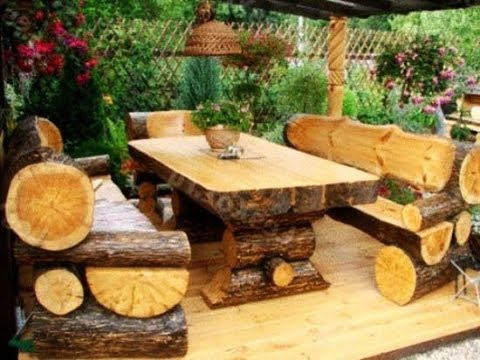 best-20-log-wood-diy-creative-ideas-|-things-to-make-out-of-logs-and-branches-2017